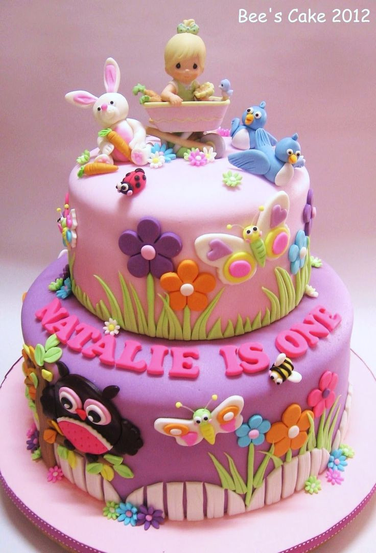 Best ideas about Girls Birthday Cake . Save or Pin Best 20 Toddler Birthday Cakes ideas on Pinterest Now.
