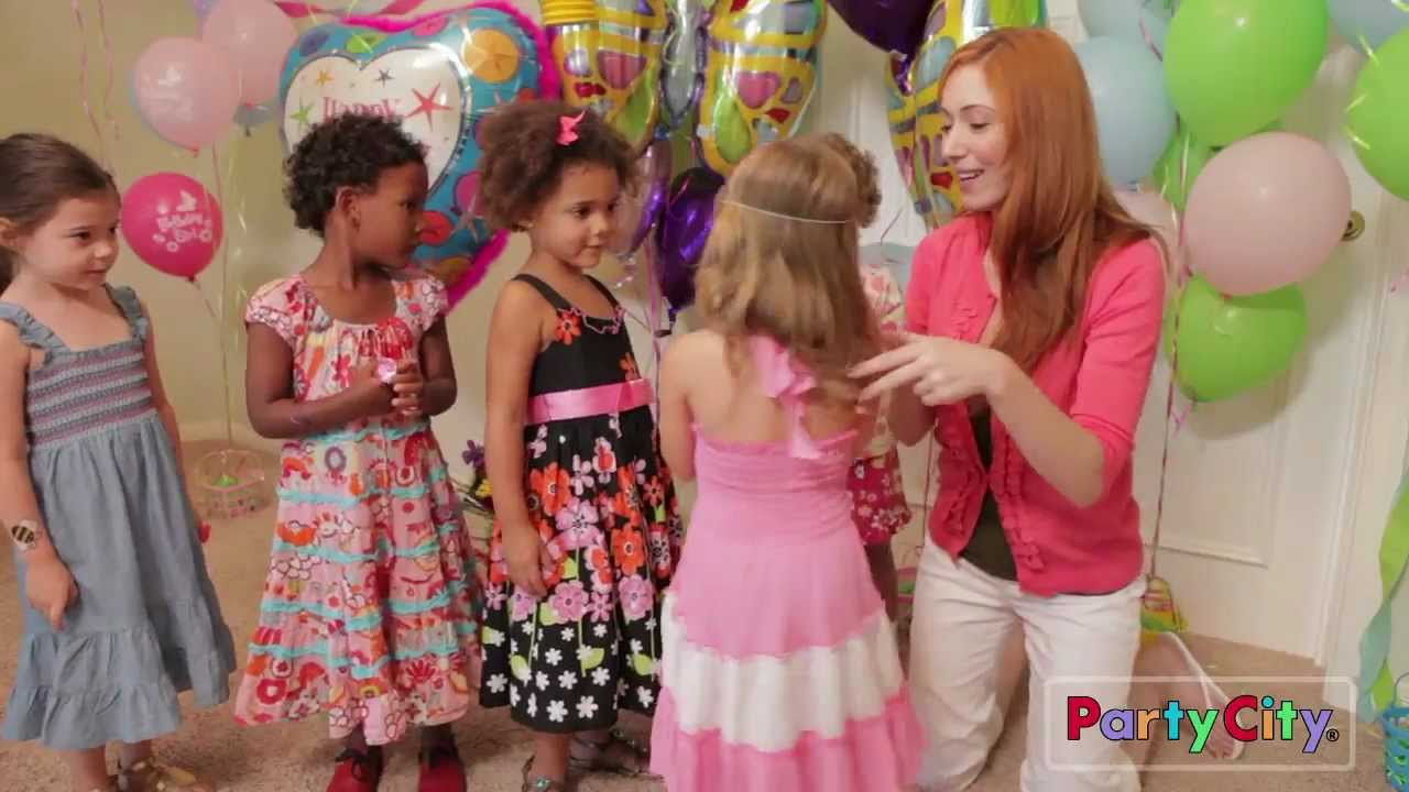 Best ideas about Girls Birthday Party . Save or Pin Garden Girl Birthday Party Ideas from Party City Now.
