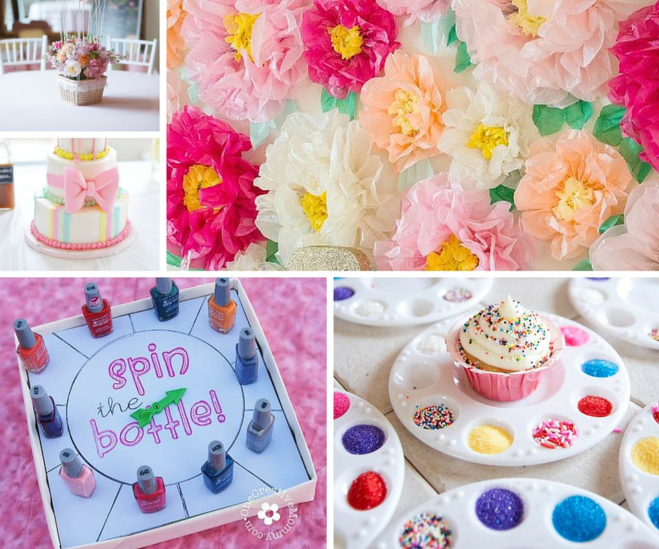 Best ideas about Girls Birthday Party Decorations . Save or Pin Party Games for Girls Now.