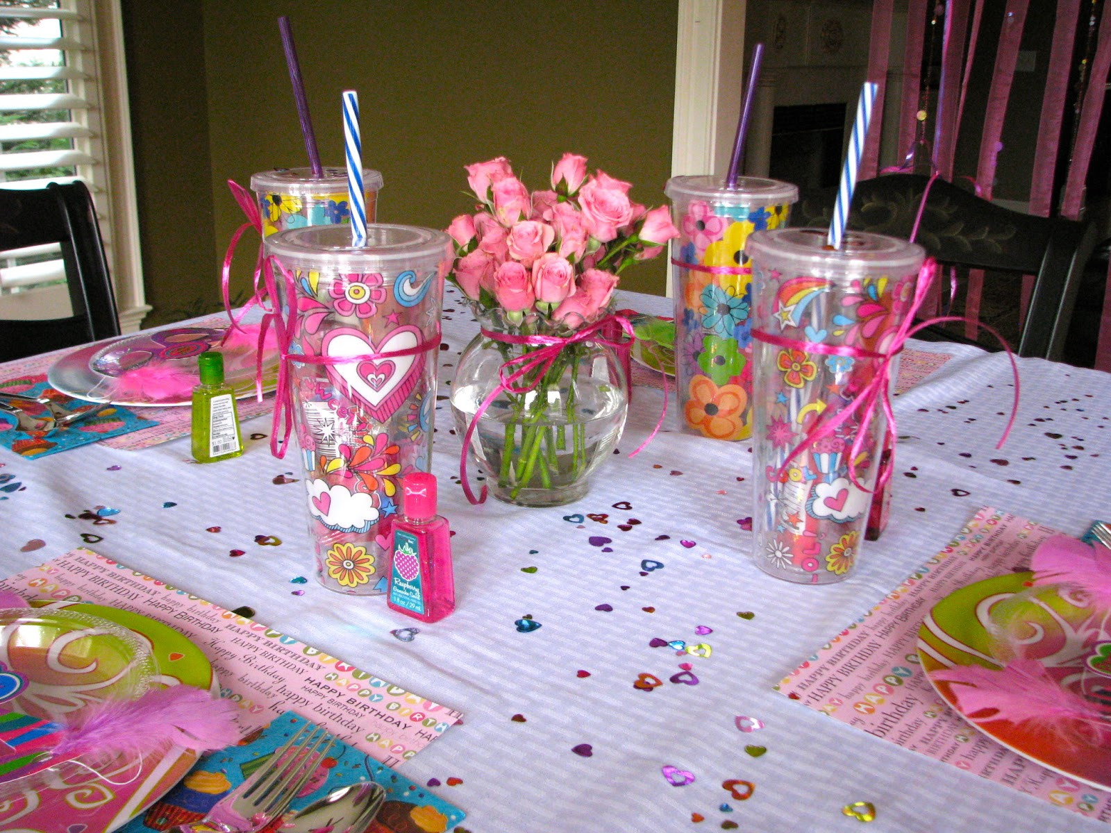 Best ideas about Girls Birthday Party Decorations . Save or Pin HomeMadeville Your Place for HomeMade Inspiration Girl s Now.