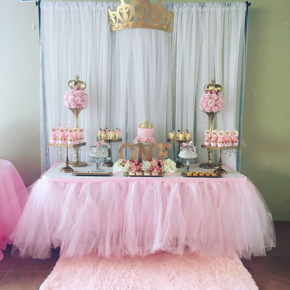 Best ideas about Girls Birthday Party Decorations . Save or Pin Princess Birthday Party Ideas in 2019 Now.