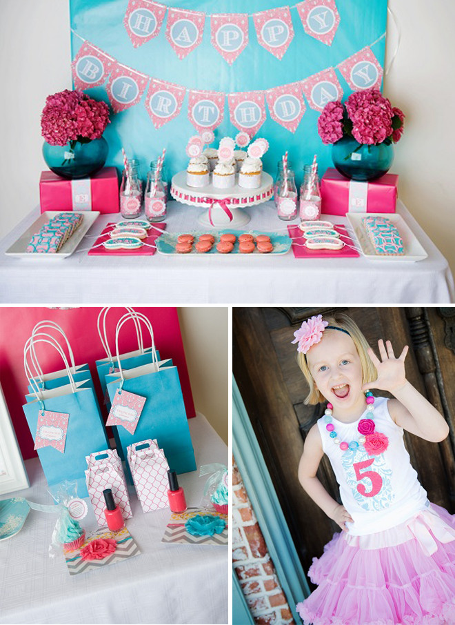 Best ideas about Girls Birthday Party Decorations . Save or Pin Top 10 Girl s Birthday Party Themes Now.