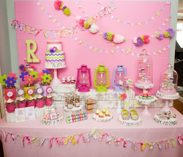 Best ideas about Girls Birthday Party . Save or Pin 50 Birthday Party Themes For Girls I Heart Nap Time Now.