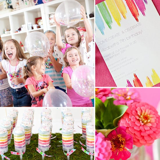 Best ideas about Girls Birthday Party . Save or Pin A Create and Celebrate Birthday Party Now.
