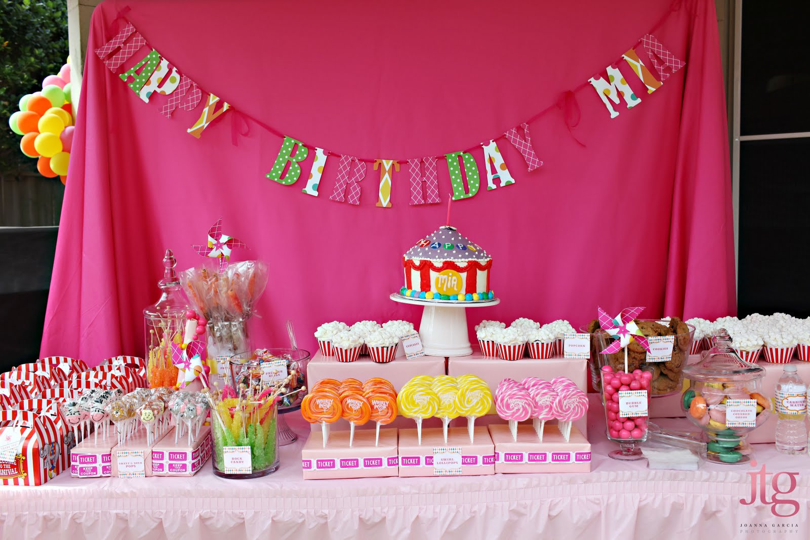 Best ideas about Girls Birthday Party . Save or Pin Popular Themes for Boys or Girls Birthday Parties Anders Now.