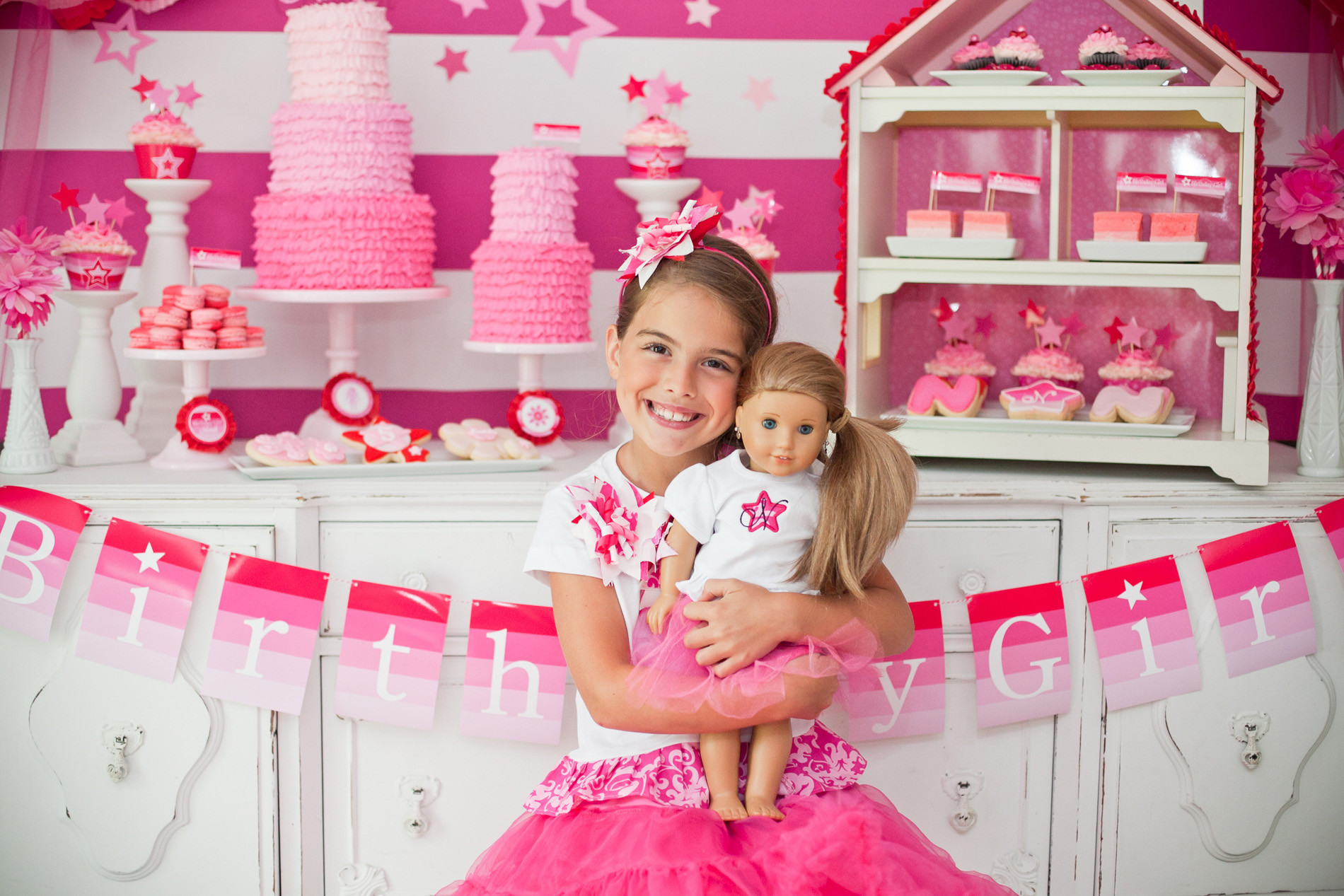 Best ideas about Girls Birthday Party . Save or Pin Ruff Draft DIY Bubble Wand American Girl Style Anders Now.