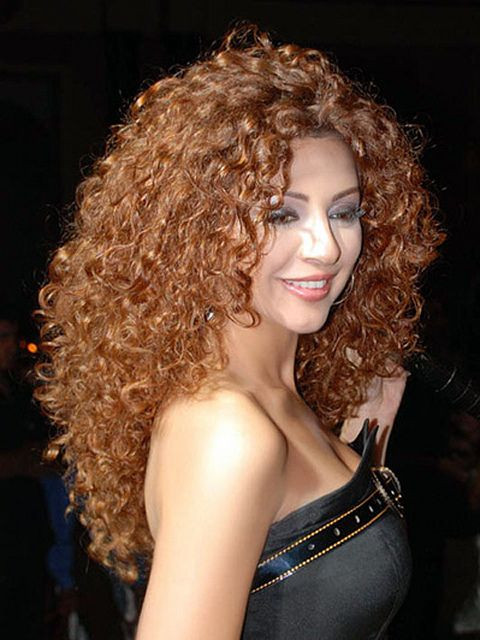 Best ideas about Girls Curls Hairstyles . Save or Pin 32 Easy Hairstyles For Curly Hair for Short Long Now.