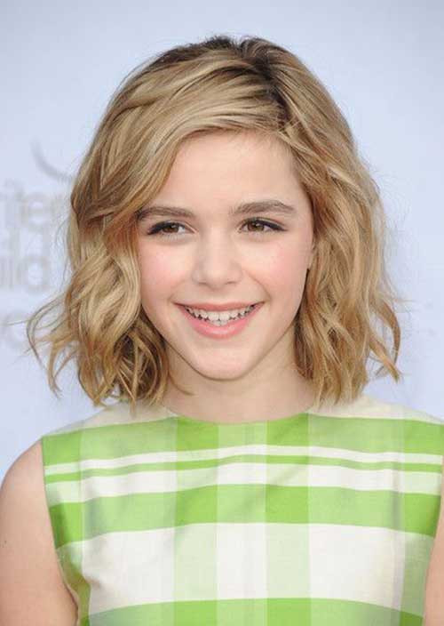 Best ideas about Girls Hair Cut . Save or Pin 20 Bob Hairstyles for Girls Now.