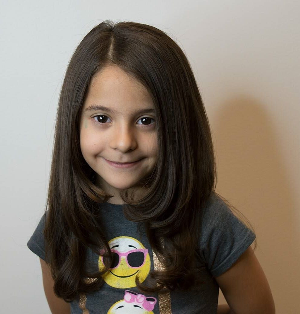 Best ideas about Girls Hair Cut . Save or Pin 50 Best Inspiratoin for Little Girl Haircuts mybabydoo Now.