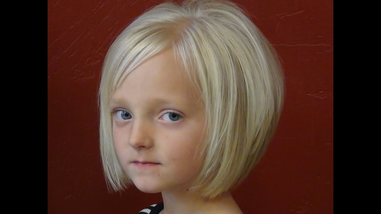 Best ideas about Girls Hair Cut . Save or Pin Short Haircuts Little Girl Hairstyles Now.