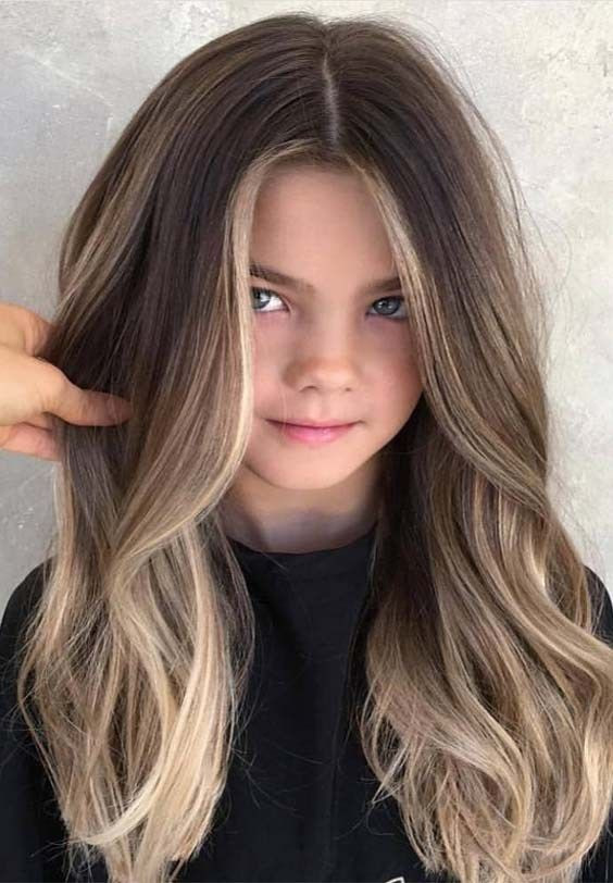 Best ideas about Girls Haircuts 2019 . Save or Pin Graceful Long Hairstyles Ideas for Teenage Girls in 2019 Now.
