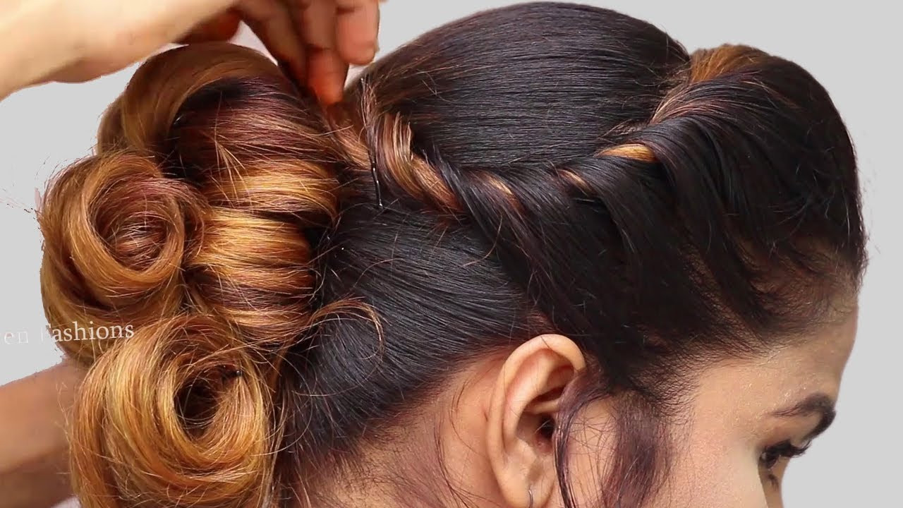 Best ideas about Girls Haircuts 2019 . Save or Pin latest Party hairstyle 2019 for girls Now.