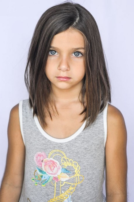 Best ideas about Girls Haircuts . Save or Pin Hairstyles for short hair kids girls Now.
