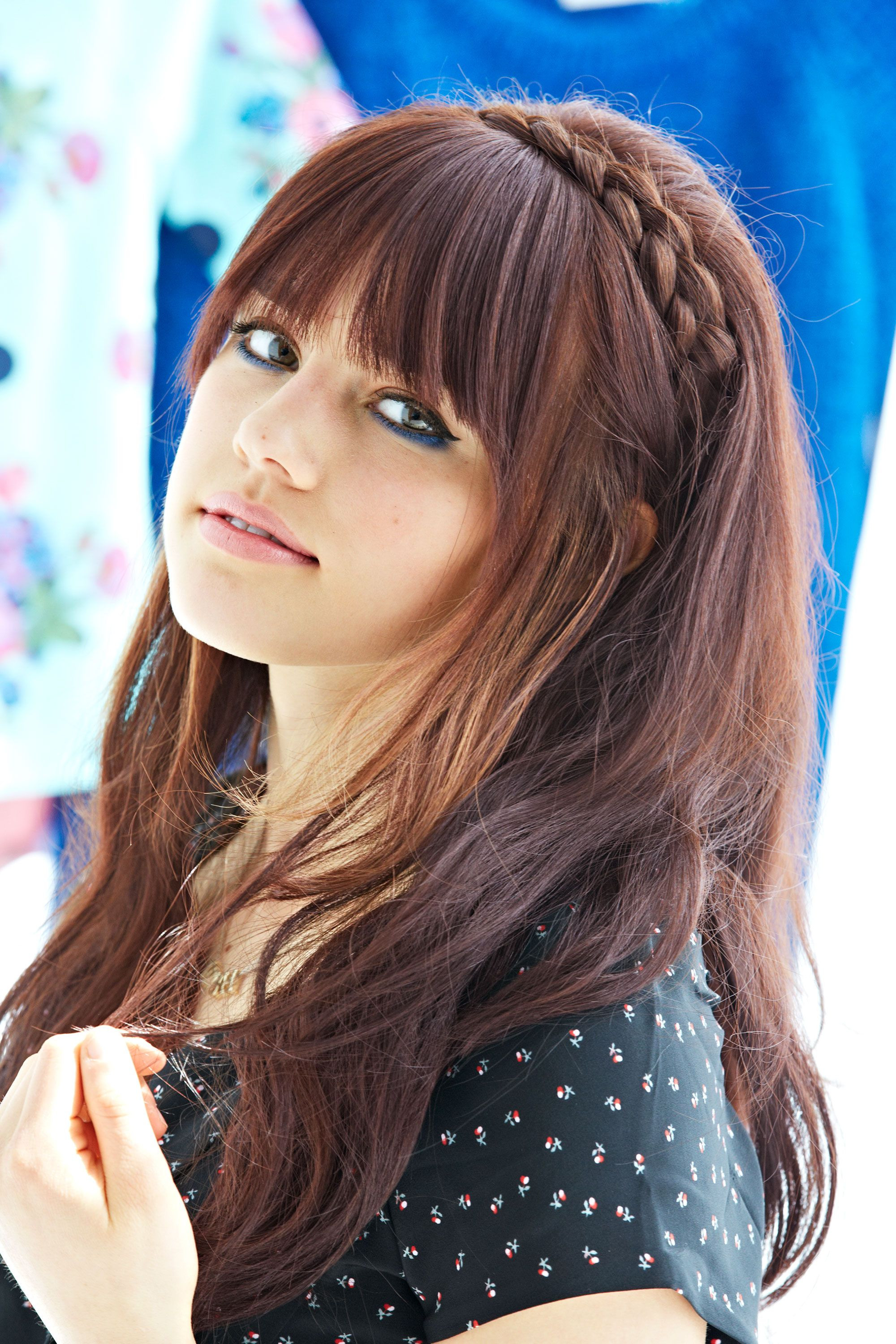 Best ideas about Girls Haircuts With Bangs . Save or Pin 9 Cute AF Hairstyles Every Girl With Bangs Should Know Now.