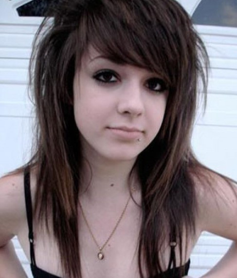 Best ideas about Girls Haircuts With Bangs . Save or Pin Emo Hairstyles for Girls Latest Popular Emo Girls Now.