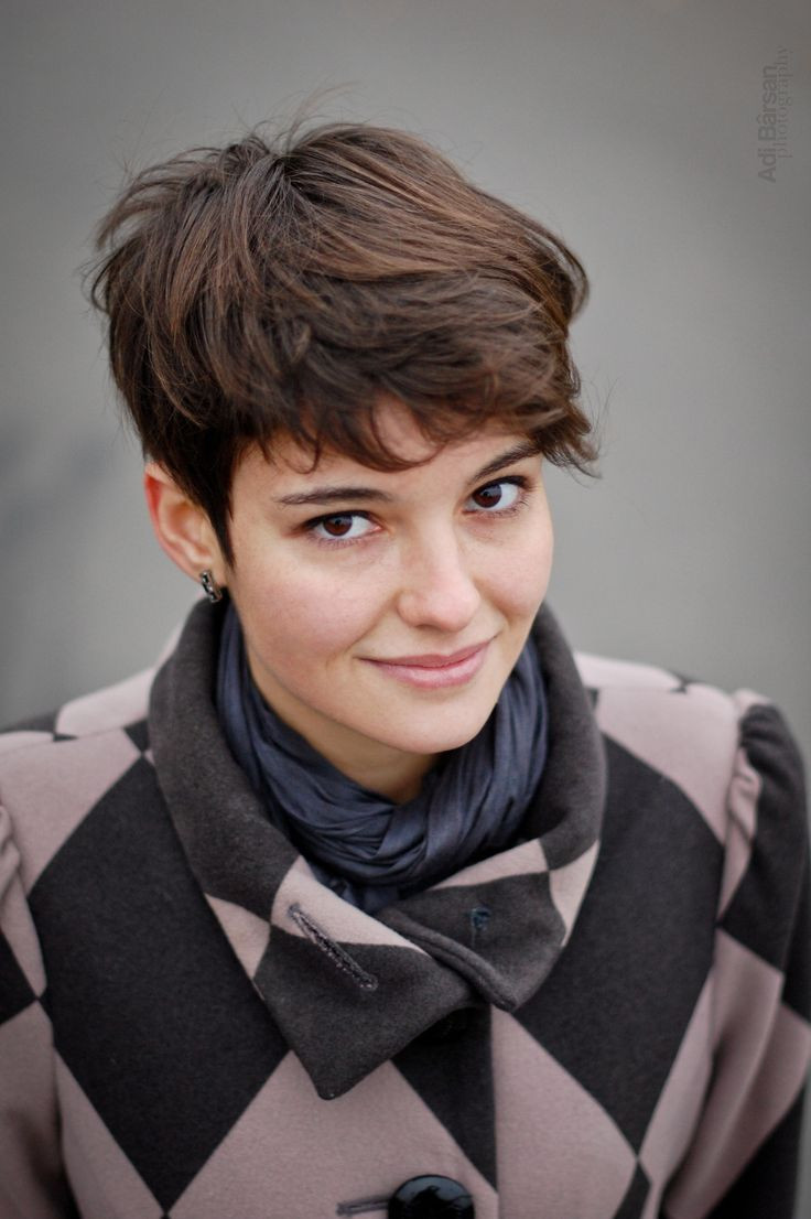 Best ideas about Girls Hairstyle Short . Save or Pin Happy birthday Ana by Adi Barsan on 500px Hair Now.