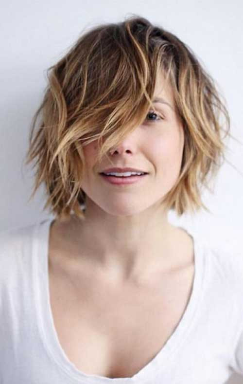 Best ideas about Girls Hairstyles For Short Hair . Save or Pin 30 Cute Short Hairstyles For Girls Now.