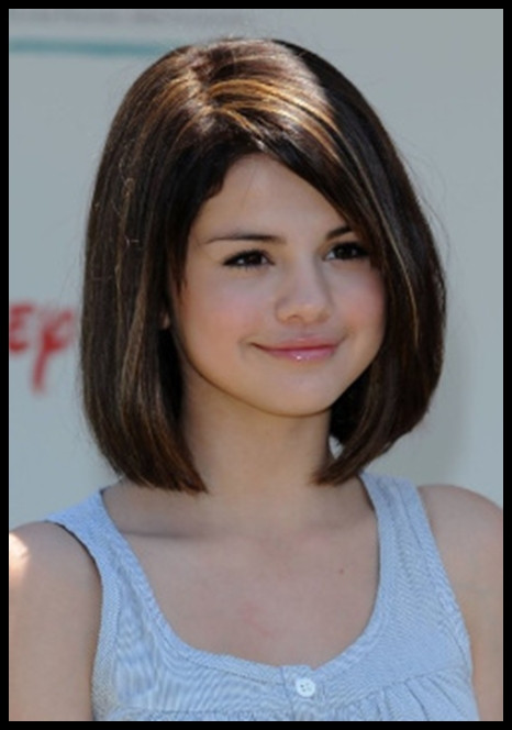 Best ideas about Girls Medium Length Haircuts . Save or Pin Perfect Hairstyles for Medium to Long Haircuts for Teenage Now.