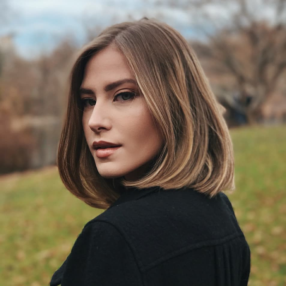 Best ideas about Girls Medium Length Haircuts . Save or Pin 10 Classic Shoulder Length Haircut Ideas Red Alert Now.