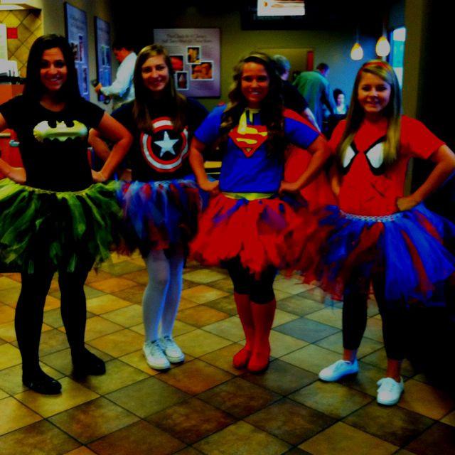 Best ideas about Girls Superhero Costumes DIY . Save or Pin Best 25 Superhero tutu costumes ideas on Pinterest Now.