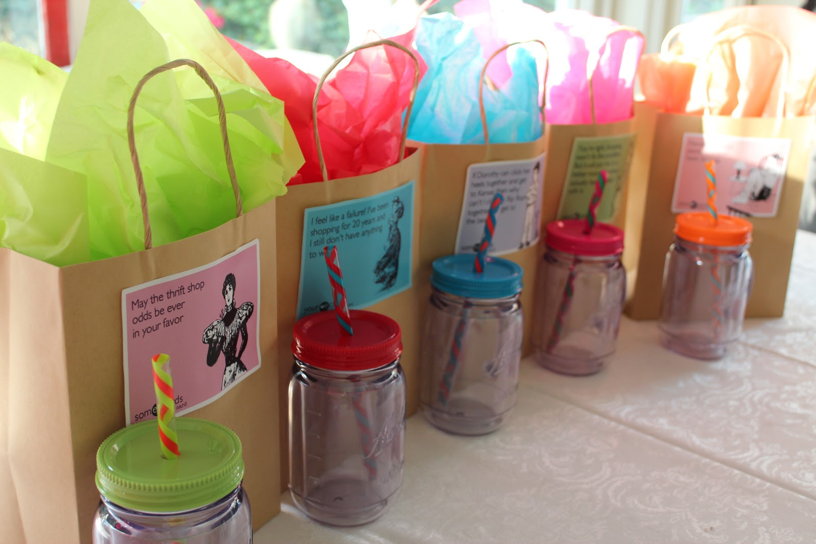 Best ideas about Girls Weekend Gift Bag Ideas . Save or Pin Girls Weekend Goody Bags Southern State of Mind Now.