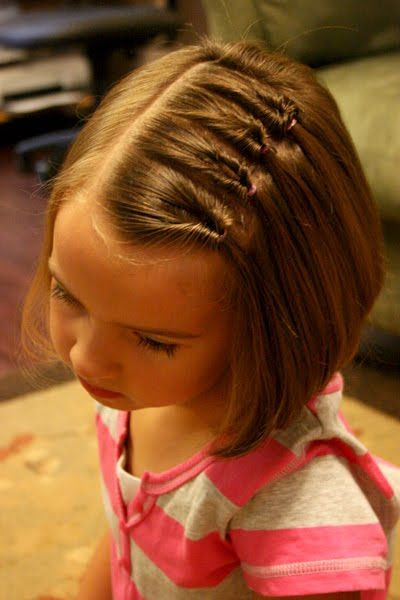 Best ideas about Girly Hairstyles For Kids . Save or Pin Girly Do Hairstyles By Jenn Ideas For Short Hair 2 Now.