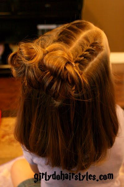 Best ideas about Girly Hairstyles For Kids . Save or Pin 101 Adorable Little Girls Hairstyles Now.