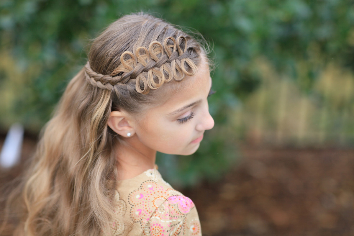 Best ideas about Girly Hairstyles For Kids . Save or Pin Adorable Hairstyles for Little Girls – Kids Gallore Now.