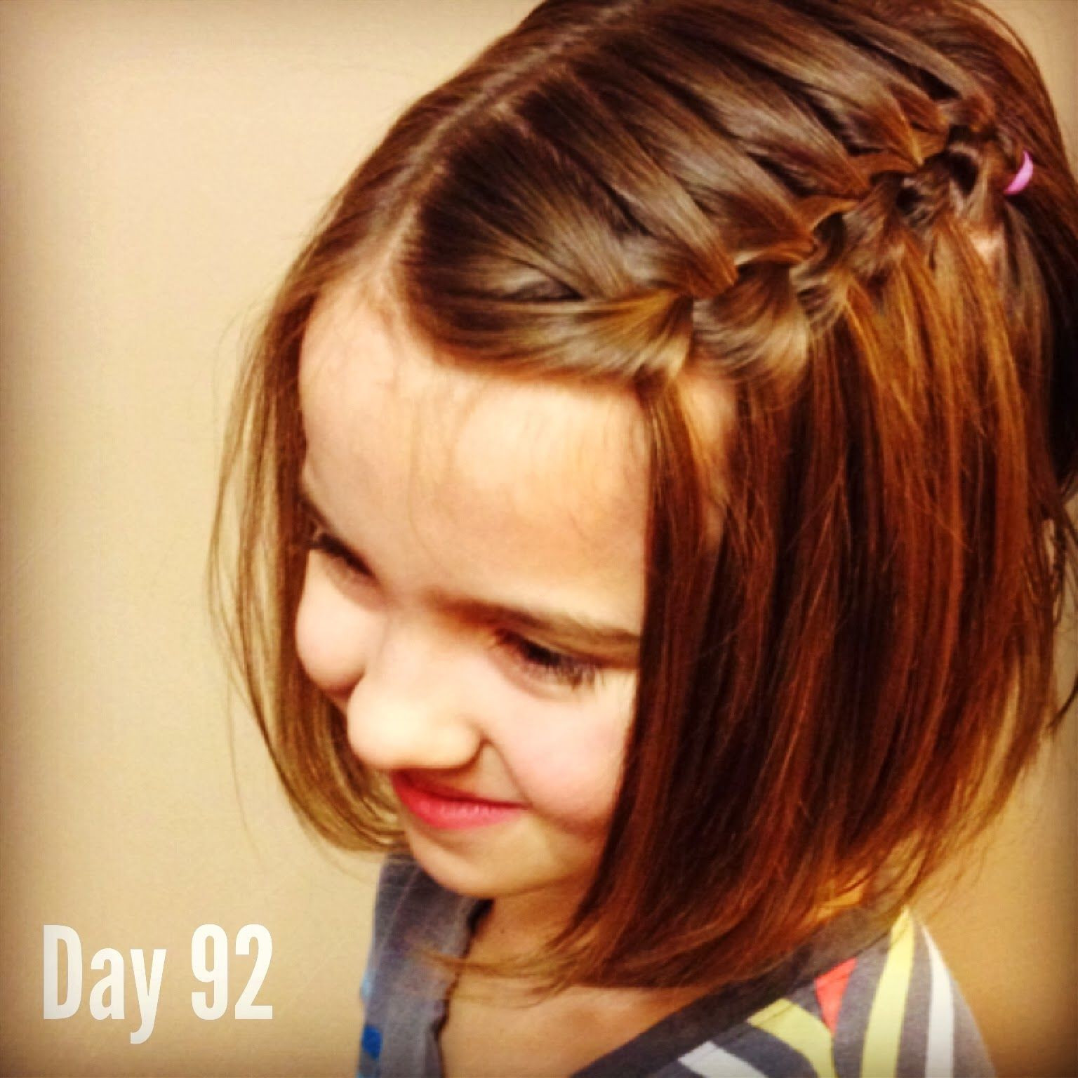 Best ideas about Girly Hairstyles For Kids . Save or Pin Girly Do Hairstyles By Jenn Week 21 Now.