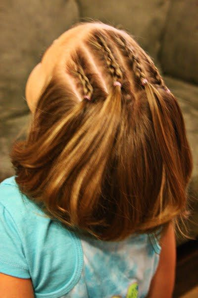 Best ideas about Girly Hairstyles For Kids . Save or Pin Girly Do Hairstyles By Jenn Ideas For Short Hair 1 Now.