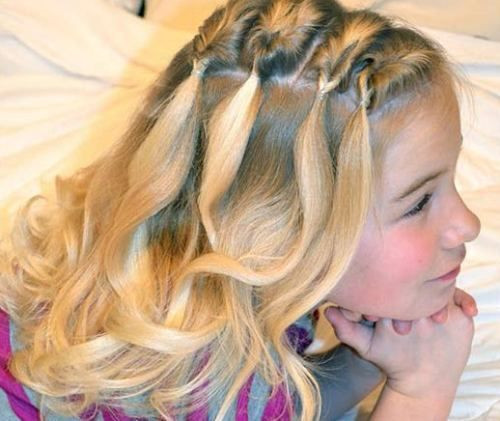 Best ideas about Girly Hairstyles For Kids . Save or Pin 9 Latest Short Hairstyles for Kids Girls and Boys Now.