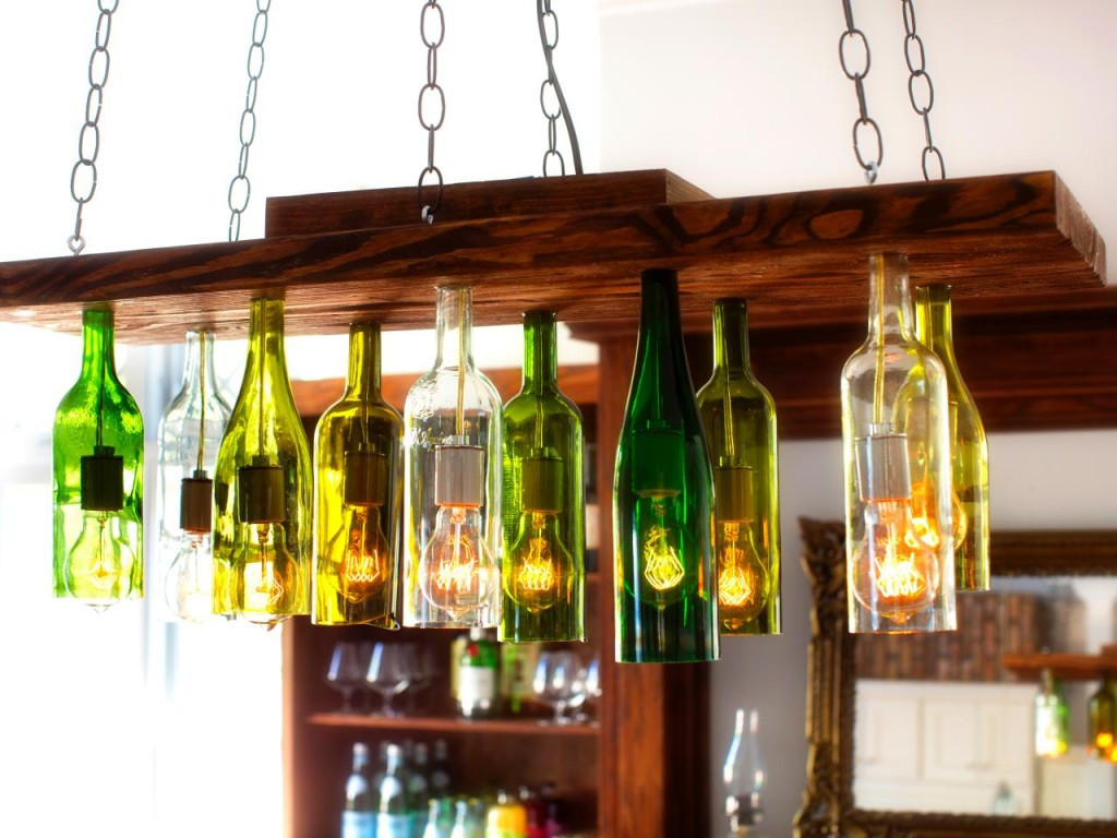 Best ideas about Glass Bottle Craft Ideas . Save or Pin 19 The World s Most Beautiful Wine Bottle Crafts Now.