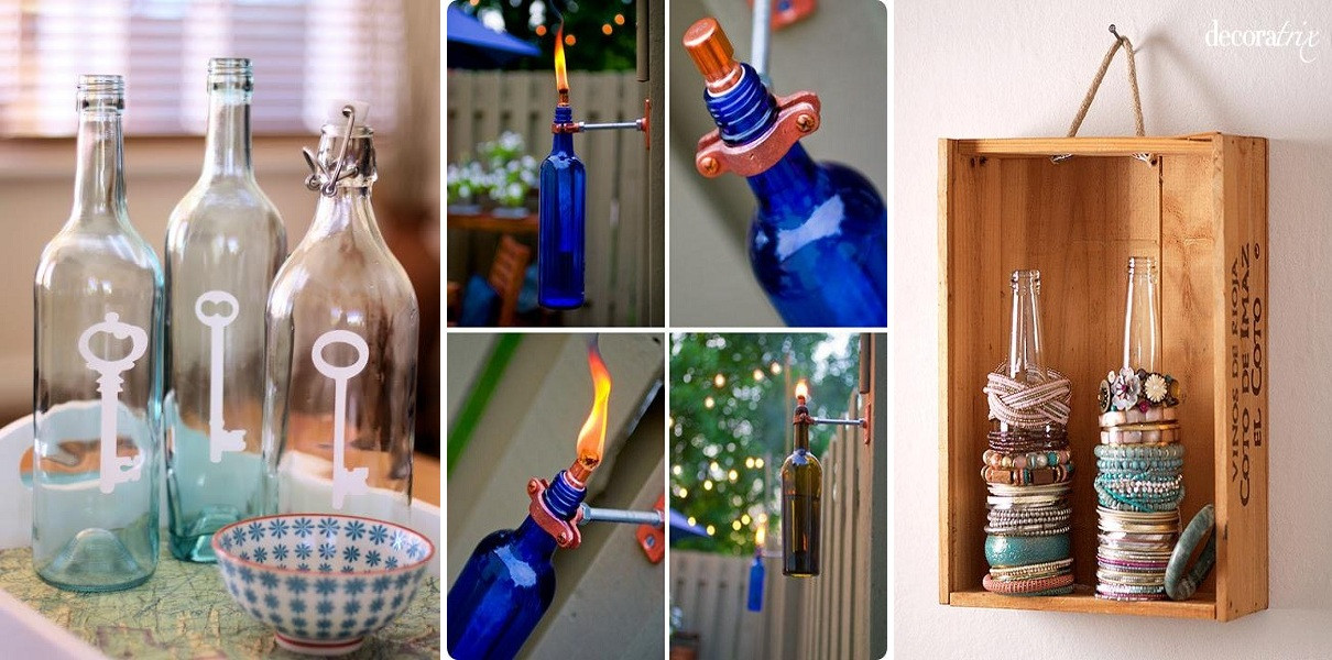 Best ideas about Glass Bottle Craft Ideas . Save or Pin Volleyball Crafts Projects Now.