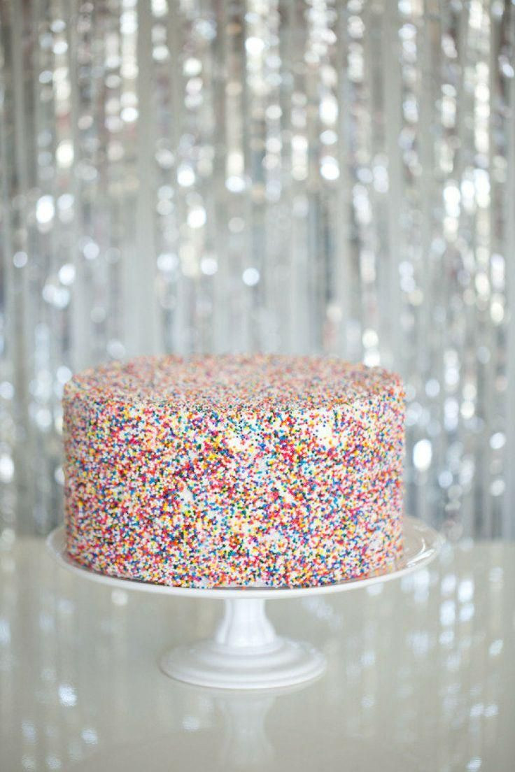 Best ideas about Glitter Birthday Cake . Save or Pin Glitter Birthday Cakes Now.