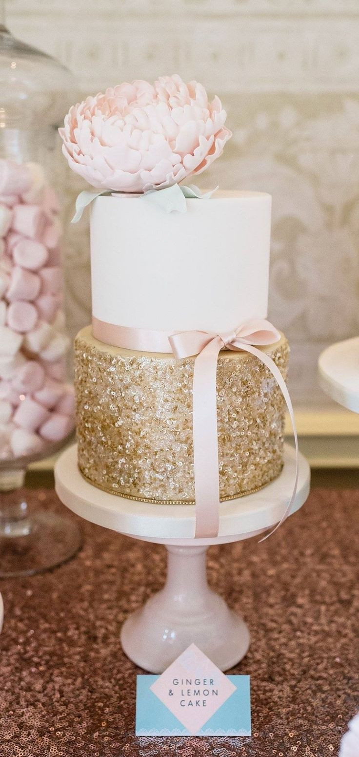 Best ideas about Glitter Birthday Cake . Save or Pin Best 25 Glitter cake ideas on Pinterest Now.