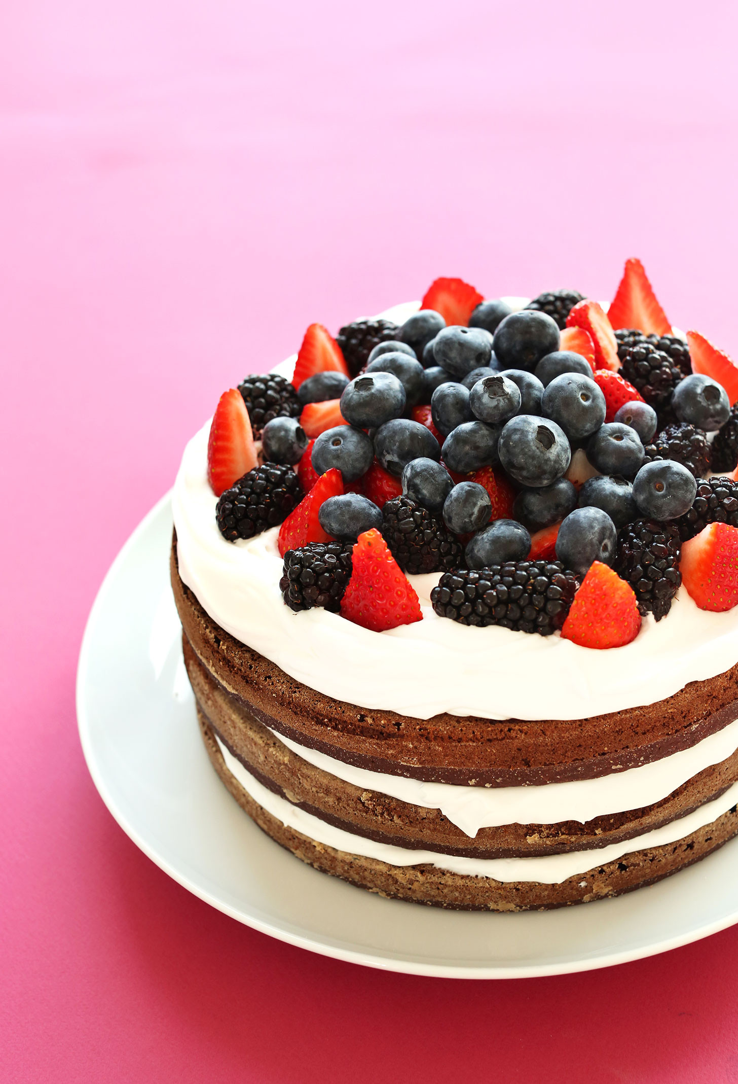 Best ideas about Gluten Free Birthday Cake . Save or Pin AMAZING 1 Bowl Chocolate Cake with Coconut Whipped Cream Now.