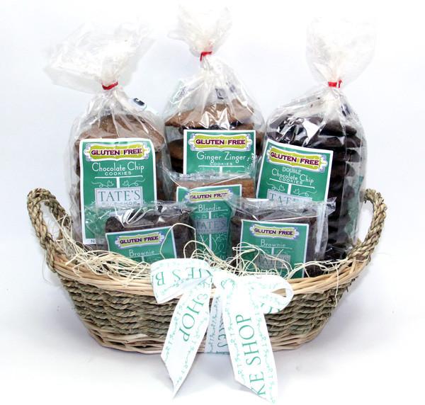 Best ideas about Gluten Free Gift Ideas . Save or Pin Tates Bake Shop Gluten Free Gift Basket Now.