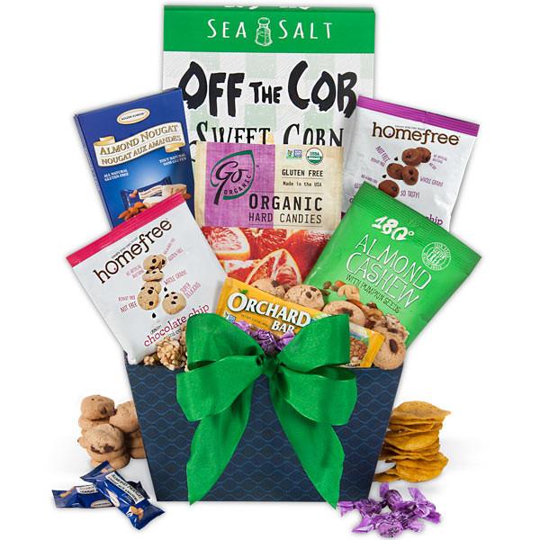 Best ideas about Gluten Free Gift Ideas . Save or Pin Gluten Free Gift Basket by GourmetGiftBaskets Now.