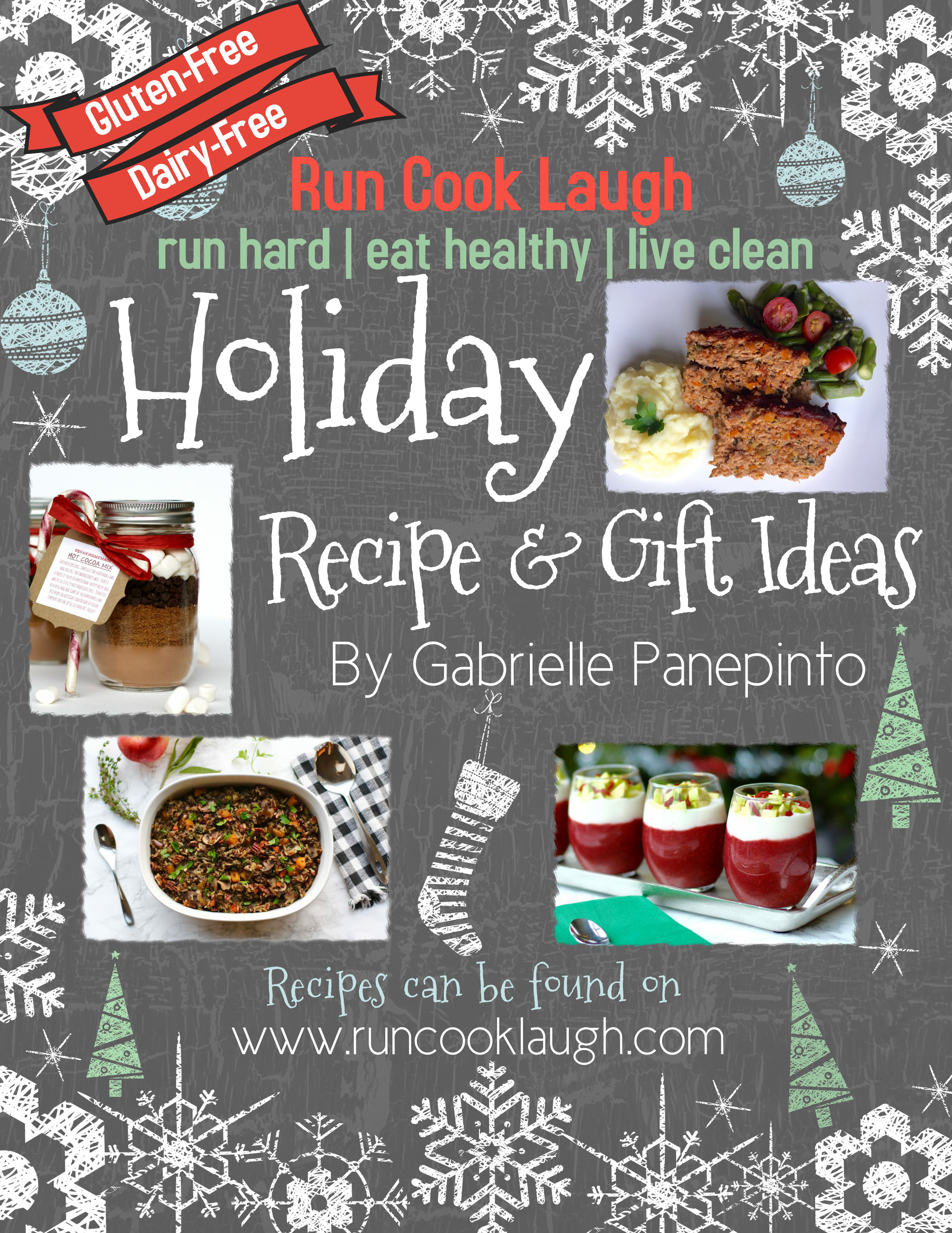 Best ideas about Gluten Free Gift Ideas . Save or Pin Holiday Recipe & Gift Ideas by Gabrielle Panepinto Gluten Now.