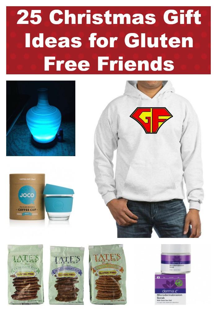 Best ideas about Gluten Free Gift Ideas . Save or Pin Christmas Gift Ideas for Gluten Free Friends Now.