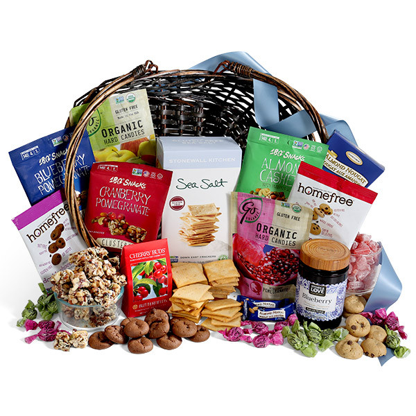 Best ideas about Gluten Free Gift Ideas . Save or Pin Gluten Free Gift Basket Classic by GourmetGiftBaskets Now.