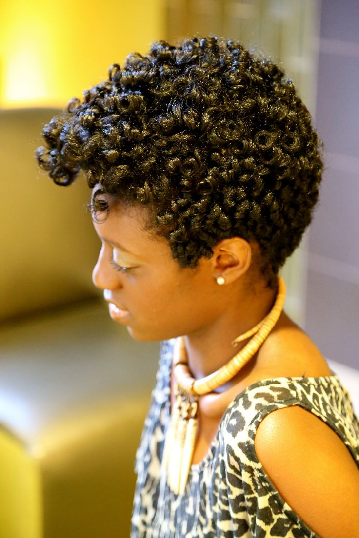 Best ideas about Going Natural Hairstyles . Save or Pin Natural Hair Transition Style Cute Curly Fro Now.