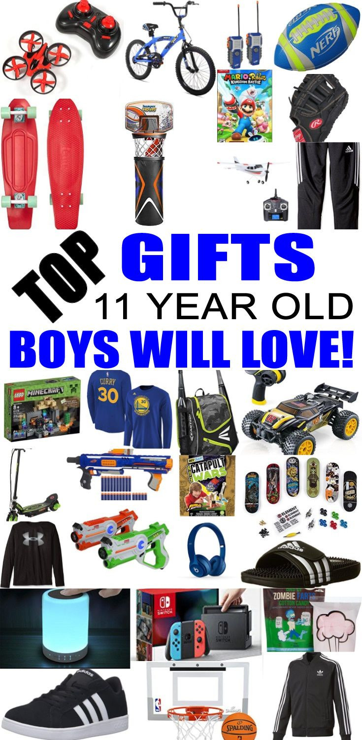 Best ideas about Good Birthday Gifts For 12 Year Old Boy . Save or Pin Best Gifts For 11 Year Old Boys Now.