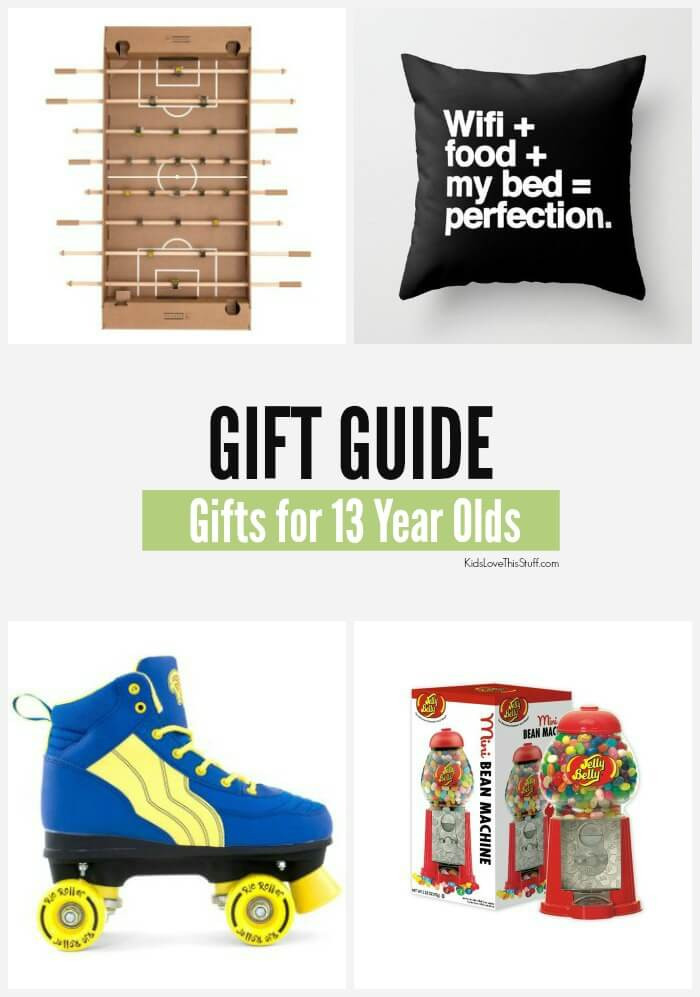 Best ideas about Good Birthday Gifts For 13 Year Old Boy . Save or Pin 22 of the Best Birthday and Christmas Gift Ideas for 13 Now.