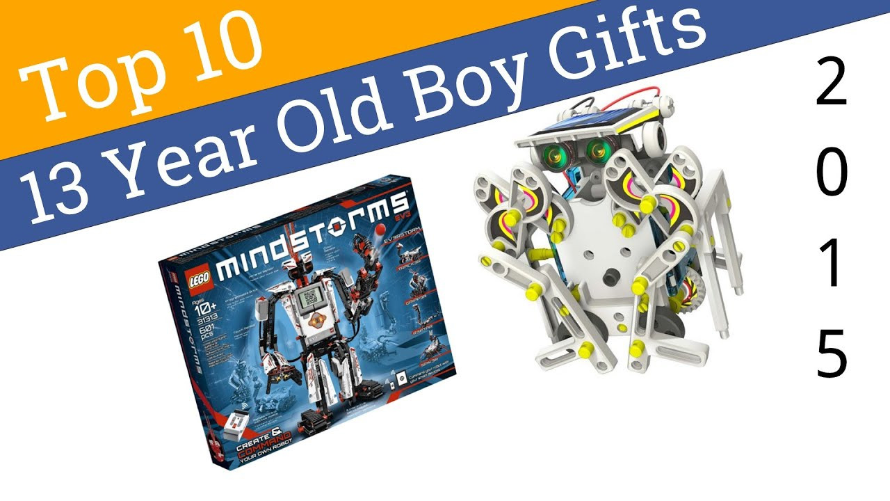 Best ideas about Good Birthday Gifts For 13 Year Old Boy . Save or Pin 10 Best 13 Year Old Boy Gifts 2015 Now.