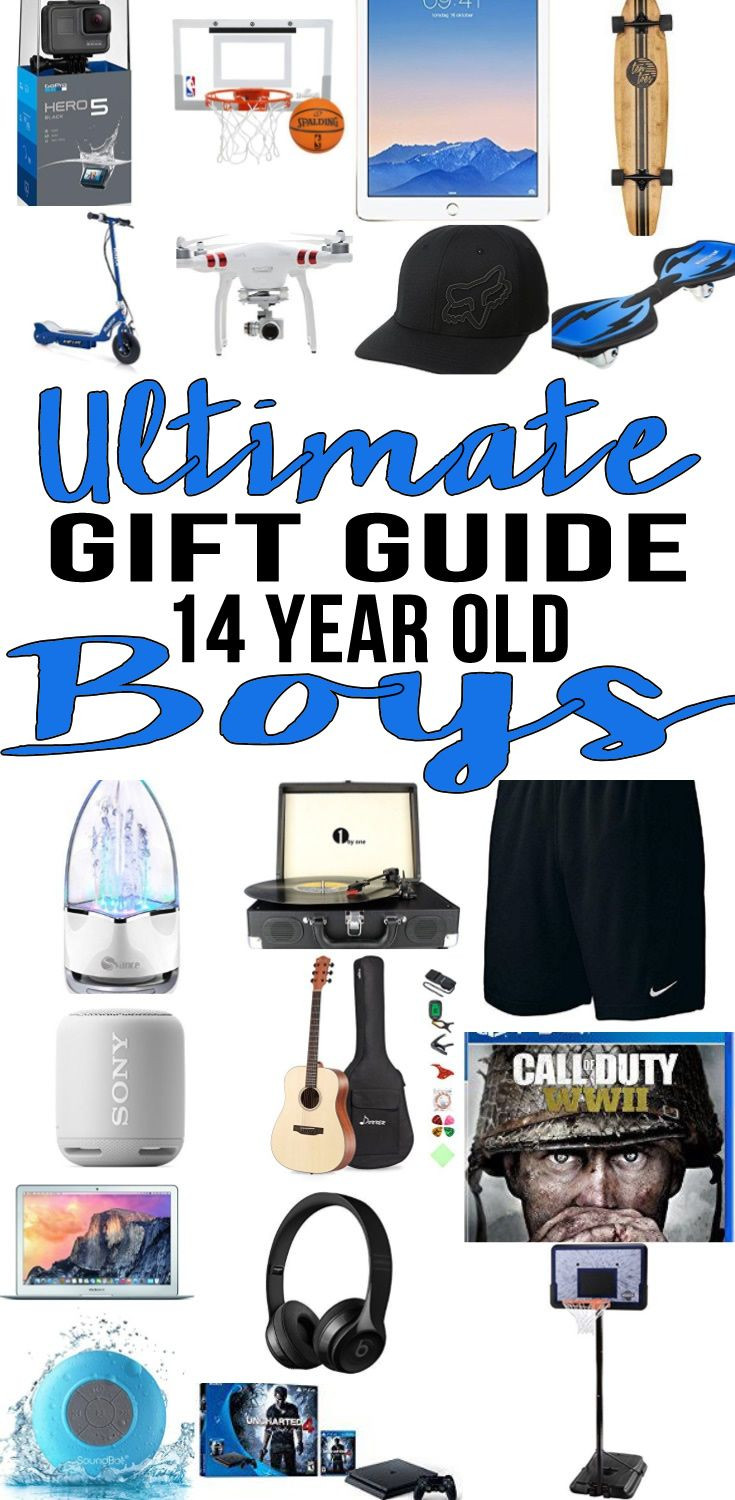 Best ideas about Good Birthday Gifts For 13 Year Old Boy . Save or Pin Best Gifts 14 Year Old Boys Will Want Now.