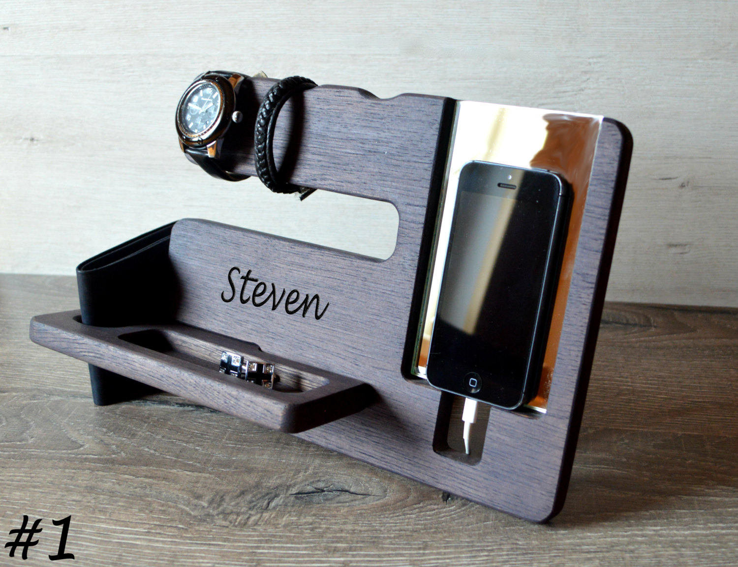 Best ideas about Good Birthday Gifts For Guys . Save or Pin Docking StationCharging StationAnniversary Gifts for Now.