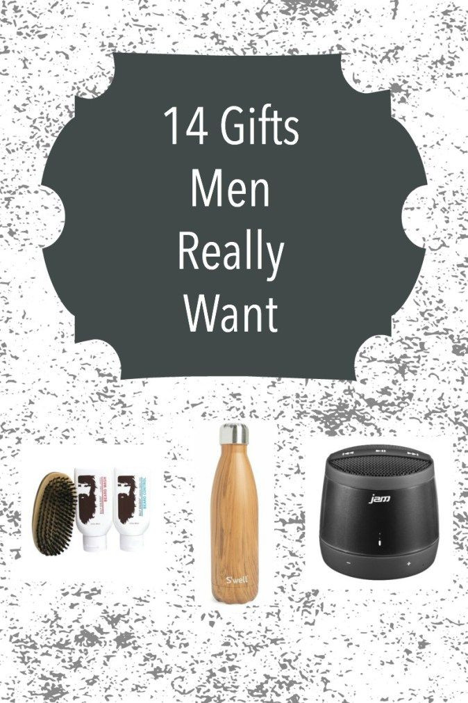 Best ideas about Good Birthday Gifts For Guys . Save or Pin 14 Gifts Men Really Want Now.