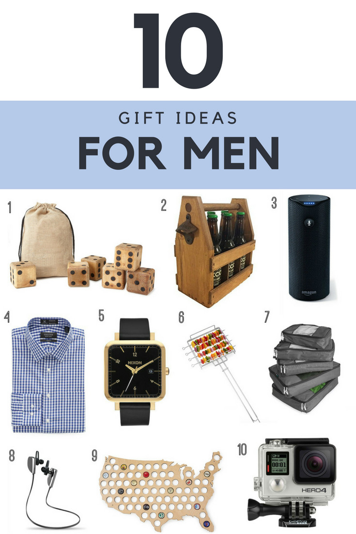 Best ideas about Good Birthday Gifts For Guys . Save or Pin Happy Birthday to Hubby Gift Ideas for Men My Plot of Now.