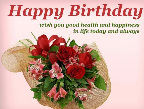 Best ideas about Good Birthday Wishes . Save or Pin 40 Good Birthday Wishes and Messages Now.